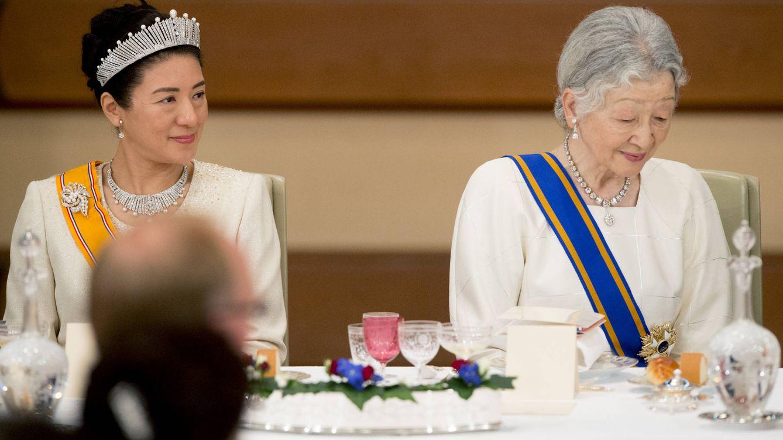 El durísimo 'aterrizaje' de las plebeyas en el bimilenario trono japonés