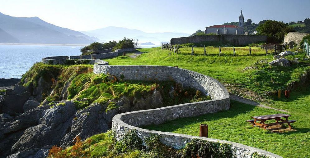Foto: Mundaka es pura y maravillosa naturaleza. (Cortesía Euskadi Turismo)