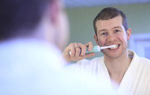 Nueva guía de la higiene bucal: dos cepillados al día, en lugar de tres