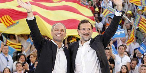 """Camps ensalza la """"madurez"""" y la """"responsabilidad"""" de los valencianos"""
