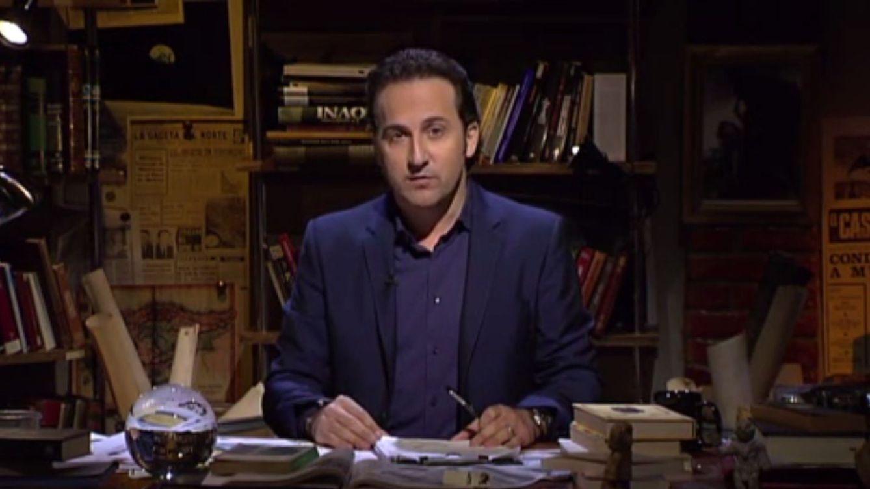 Foto: Iker Jiménez en 'Cuarto Milenio'.