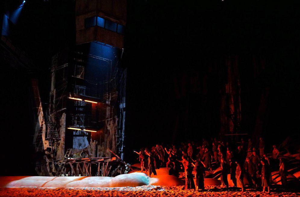 Foto: 'El holandés errante' llega al Teatro Real (Javier del Real)