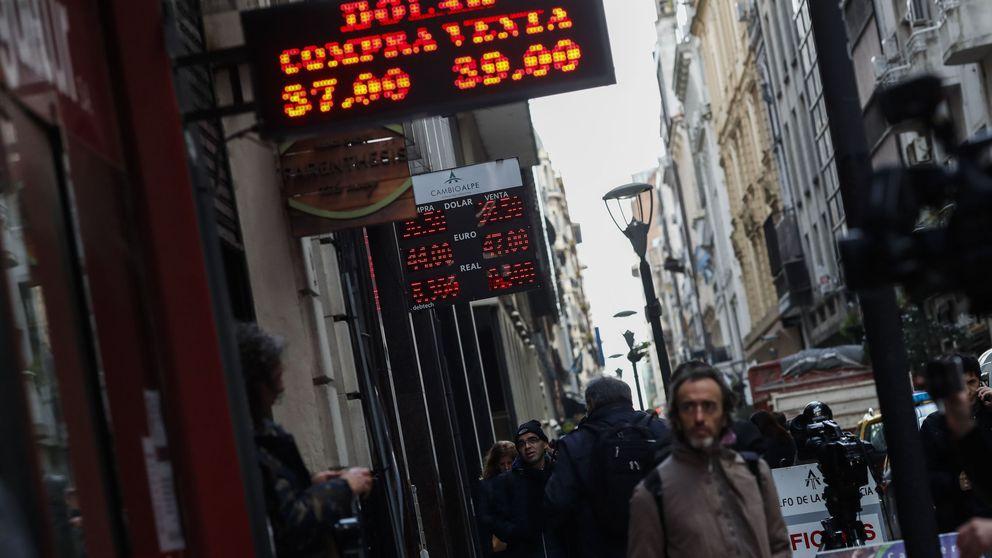 El Banco Central de Argentina endurece 'el cepo' al dólar tras las elecciones