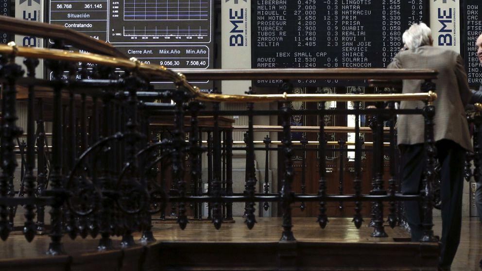 El Ibex no puede con los 9.900 y el bono se mantiene en el 4%