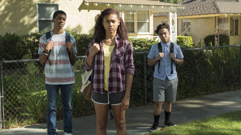 Imagen de 'On My Block'. (Netflix)