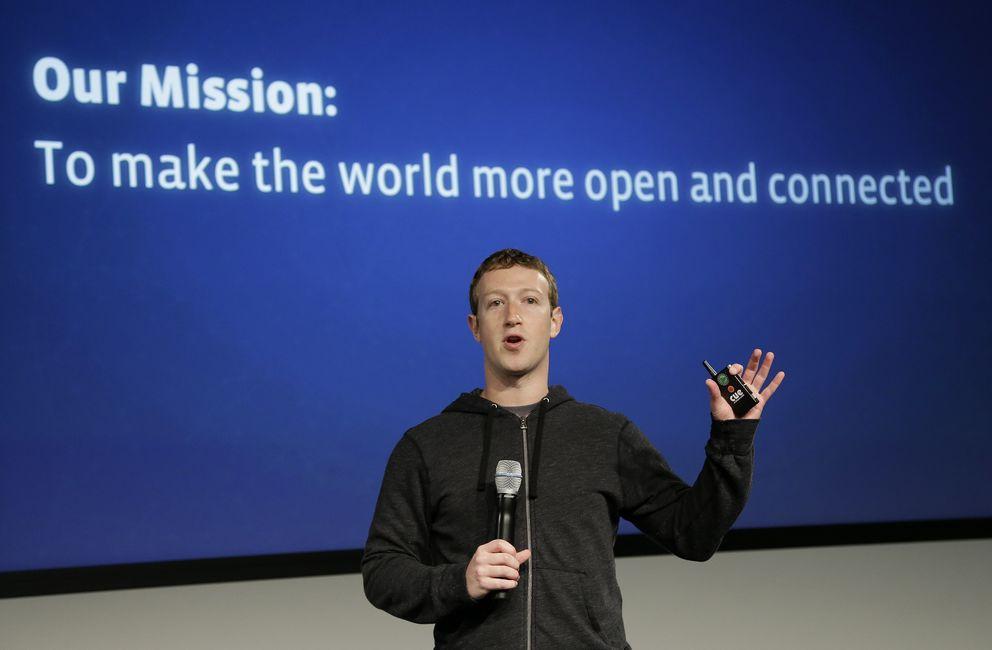 Mark Zuckerberg, enemigo del dress code (Foto: I.C.)