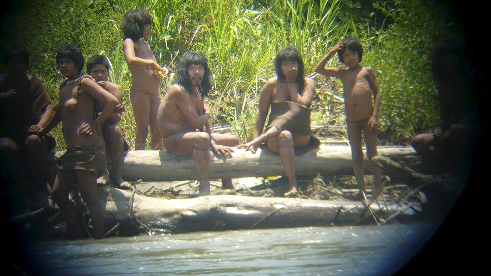 Foto: Viaje al corazón de los Mashco Piro, una de las últimas tribus aisladas de la Amazonía