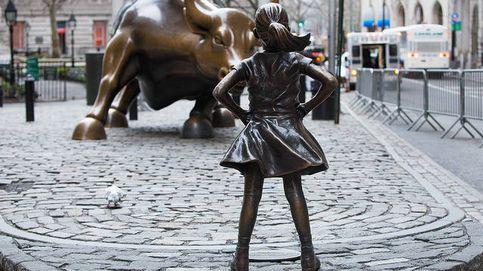 ¿Qué va a ser de la 'niña sin miedo' de Wall Street?