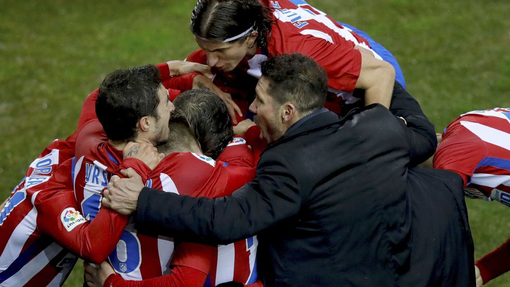 Simeone se despide del Calderón