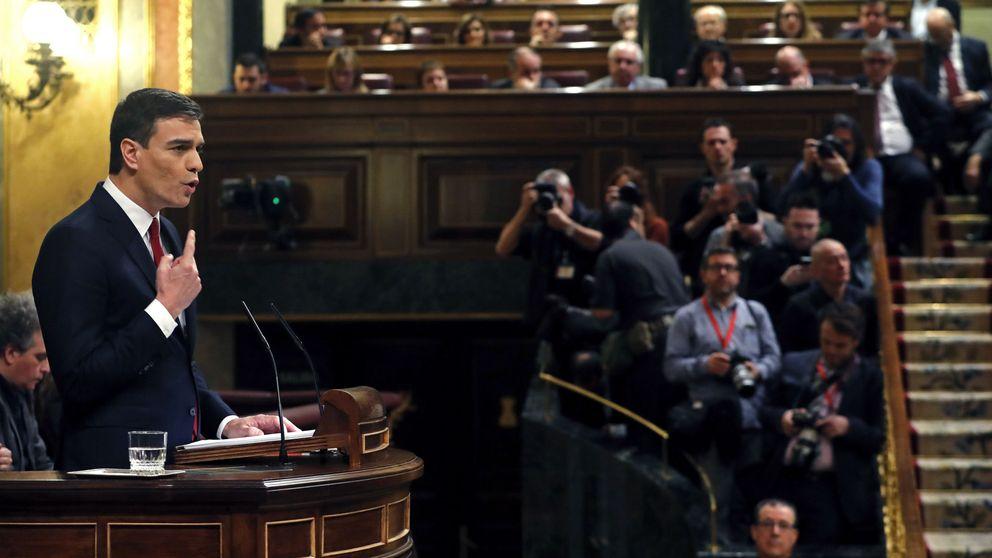 Sánchez quita del discurso la referencia a la supresión de las Diputaciones
