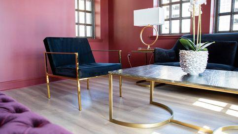 Trucos para decorar con dorado y lograr un resultado sofisticado y elegante