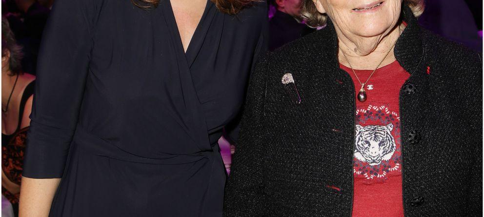 La esposa de Chirac escribió a Trierweiler para solidarizarse con su tristeza