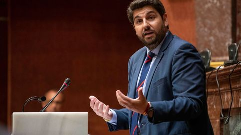 Vox no cede con Cs y tumba lainvestidura de López Miras en Murcia