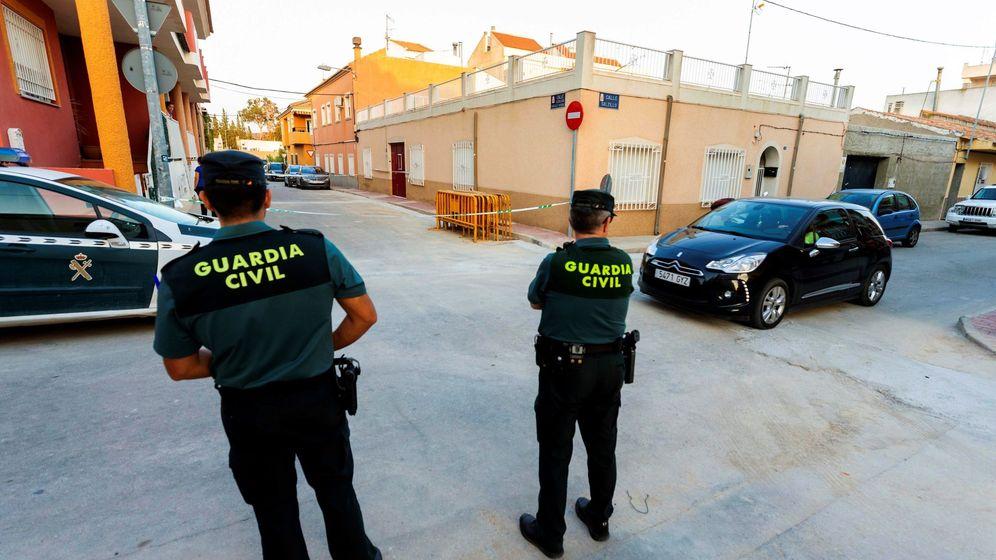 Foto: Prisión provisional para dos presuntos autores de un tiroteo en Arenas del Rey. (Efe)