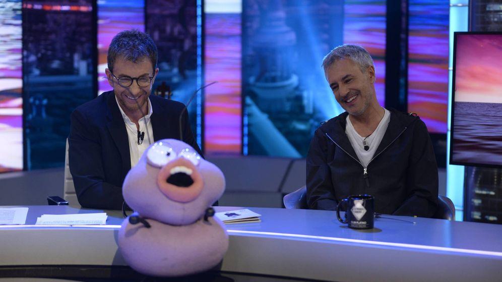Foto: Sergio Dalma en 'El hormiguero'. (Atresmedia Televisión)
