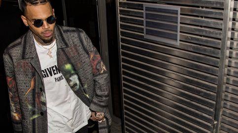 Chris Brown, denunciado ante la Guardia Civil por destrozar una casa de lujo en Ibiza