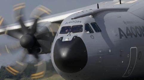El A400M accidentado en Sevilla vuelve a volar por orden del Gobierno
