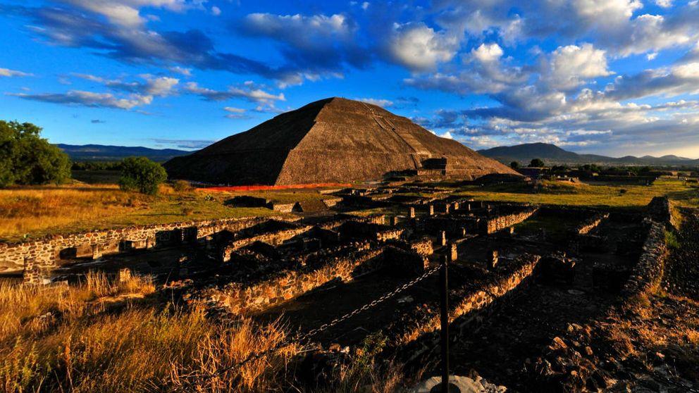 Teotihuacán, la Ciudad de los Dioses en la que vivió la élite maya