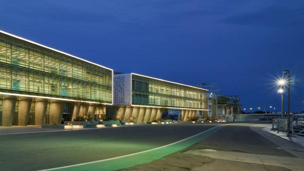 Foto: Las instalaciones de Marina de Empresas, en Valencia, donde Lanzadera tiene su sede.