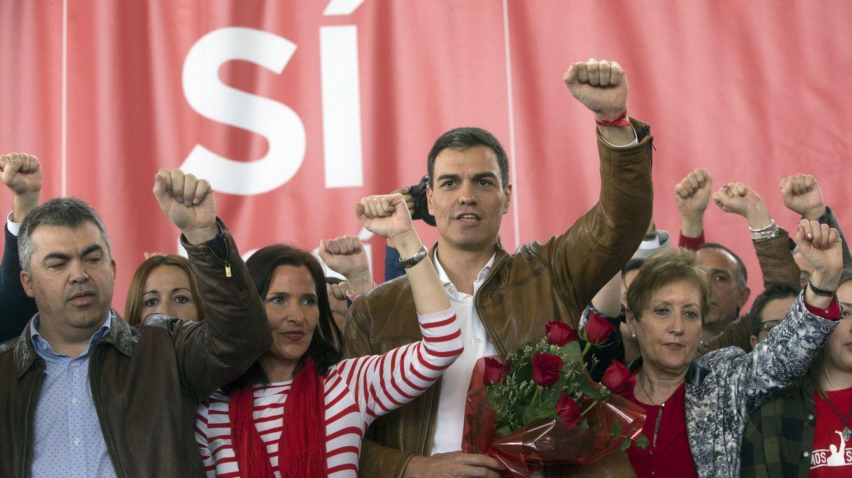 Sánchez recauda casi la mitad de lo que ingresa el PSOE en donaciones en un año
