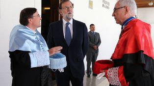 Mariano Rajoy estrena WhatsApp en su nueva vida de civil
