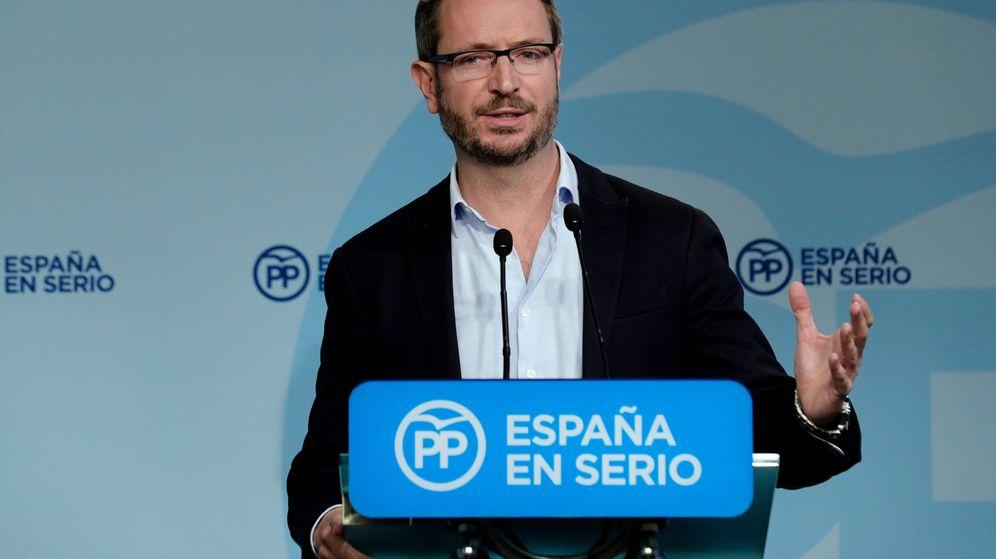 Foto: El vicesecretario sectorial del PP, Javier Maroto. (EFE)