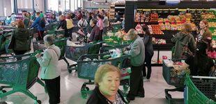 Post de Cómo saber si hay cola en tu supermercado en tiempo real