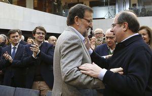 Juan Vicente Herrera, el 'caballo ganador' que quiere dejar la política