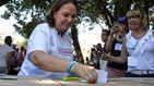 Más de 10.000 personas participan en España en la consulta popular de Venezuela
