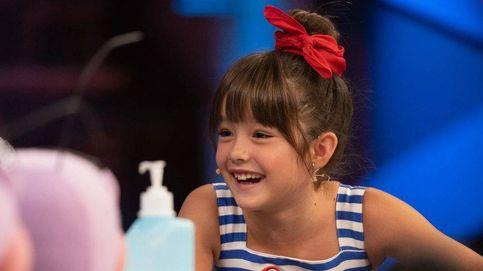 ¿Quién es Luna Fulgencio, la actriz de 9 años que cortó a Pablo Motos?