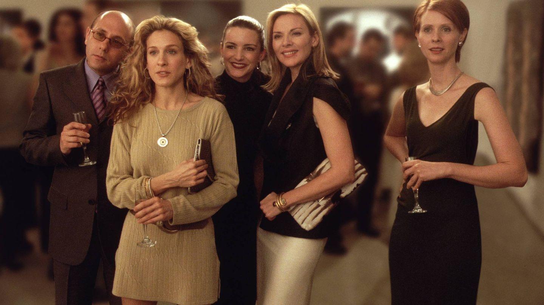 Las protagonistas de 'Sexo en Nueva York', en una imagen de archivo. (Getty)
