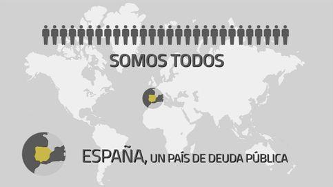 Su factura, gracias: cada español paga 721 € al año en intereses de la deuda pública