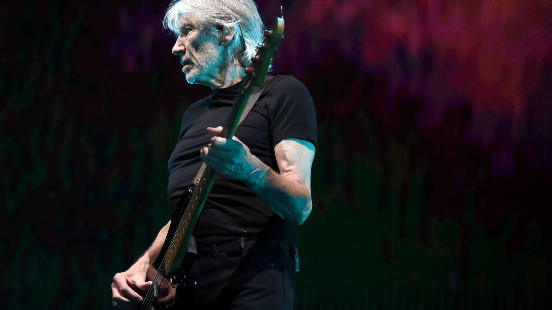 Roger Waters de Pink Floyd. (Getty)