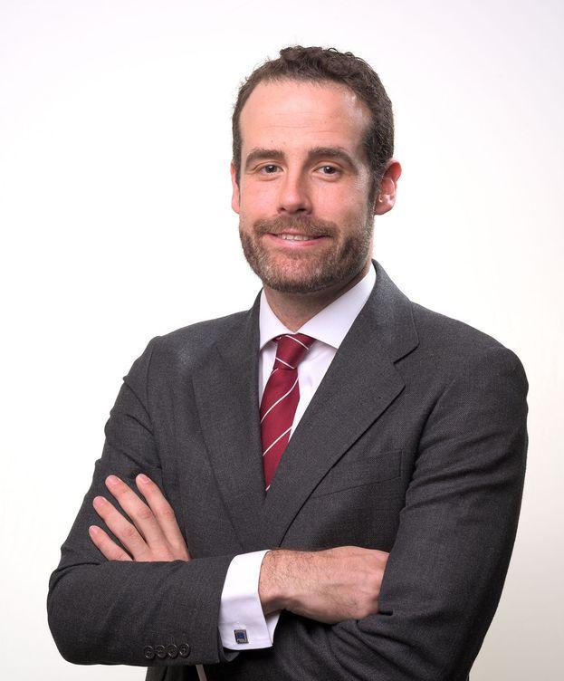 Foto: Pablo García Montañés, directivo de Andbank