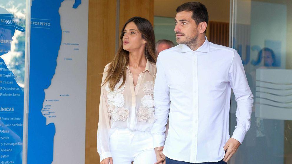 El emotivo mensaje de Sara Carbonero a Iker Casillas