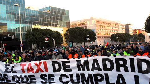 El alcalde de Guadalajara suspende su visita a Fitur debido a la huelga del taxi