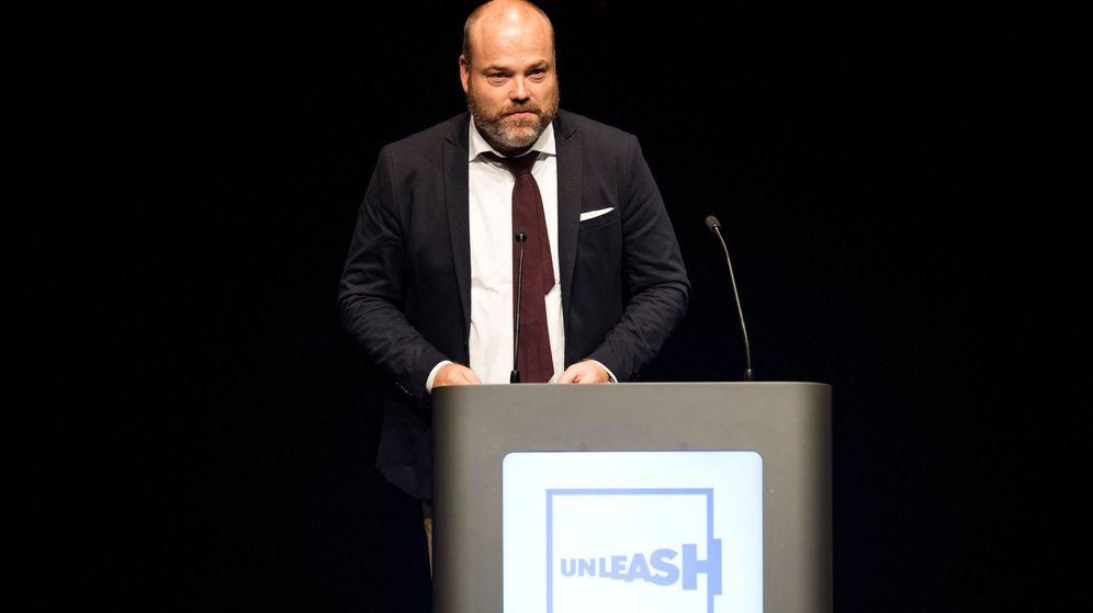 Foto: Anders Holch Povlsen, multimillonario danés y CEO de Bestseller, mayor accionista de ASOS.