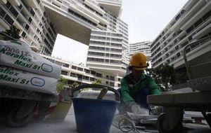 Tic, tac... La burbuja inmobiliaria de China no termina de estallar