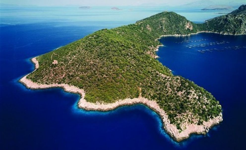 La isla de Oxia (I. C)