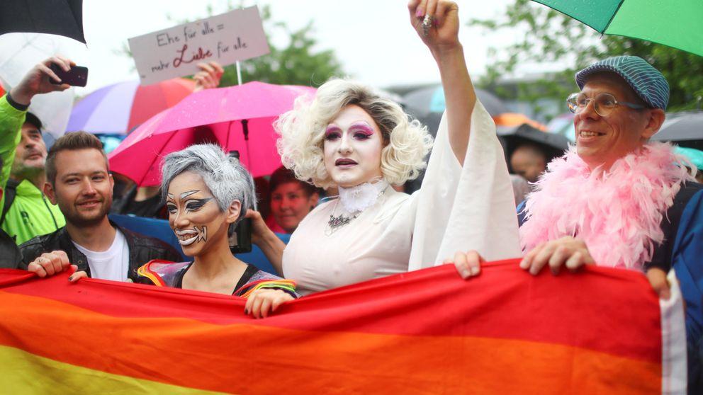 El Parlamento alemán aprueba la legalización del matrimonio homosexual