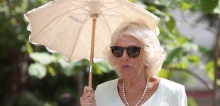 Post de Camilla, a punto de perder la vida: pánico en un helicóptero