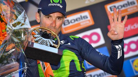 Valverde se apropia de la Flecha Valona