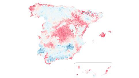 La meseta y las islas lideran el calentamiento en España: más de 1,5 °C desde los 60