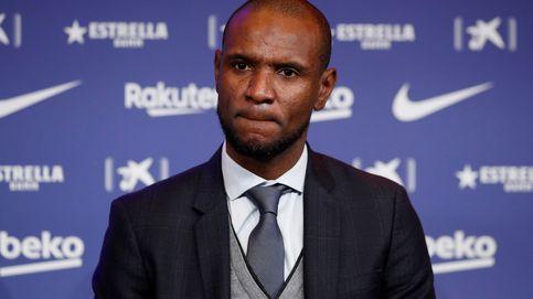 Bartomeu echa a Abidal horas después de ratificarle y es imposible no pensar en Messi