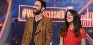 Post de El orgasmo más loco de Macarena García y Jon Plazaola en 'El hormiguero'