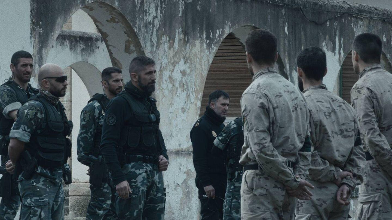 Fotograma de 'G.E.O. Más allá del límite'. (Amazon Prime Video)