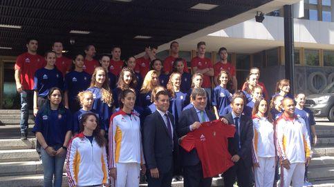 La Federación de Gimnasia firma otro patrocinio en su camino a Río 2016