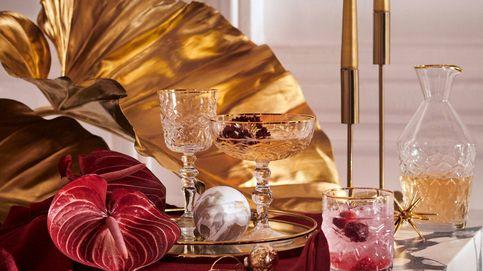 H&M Home tiene todo lo que necesitas para servir las mejores copas esta Navidad