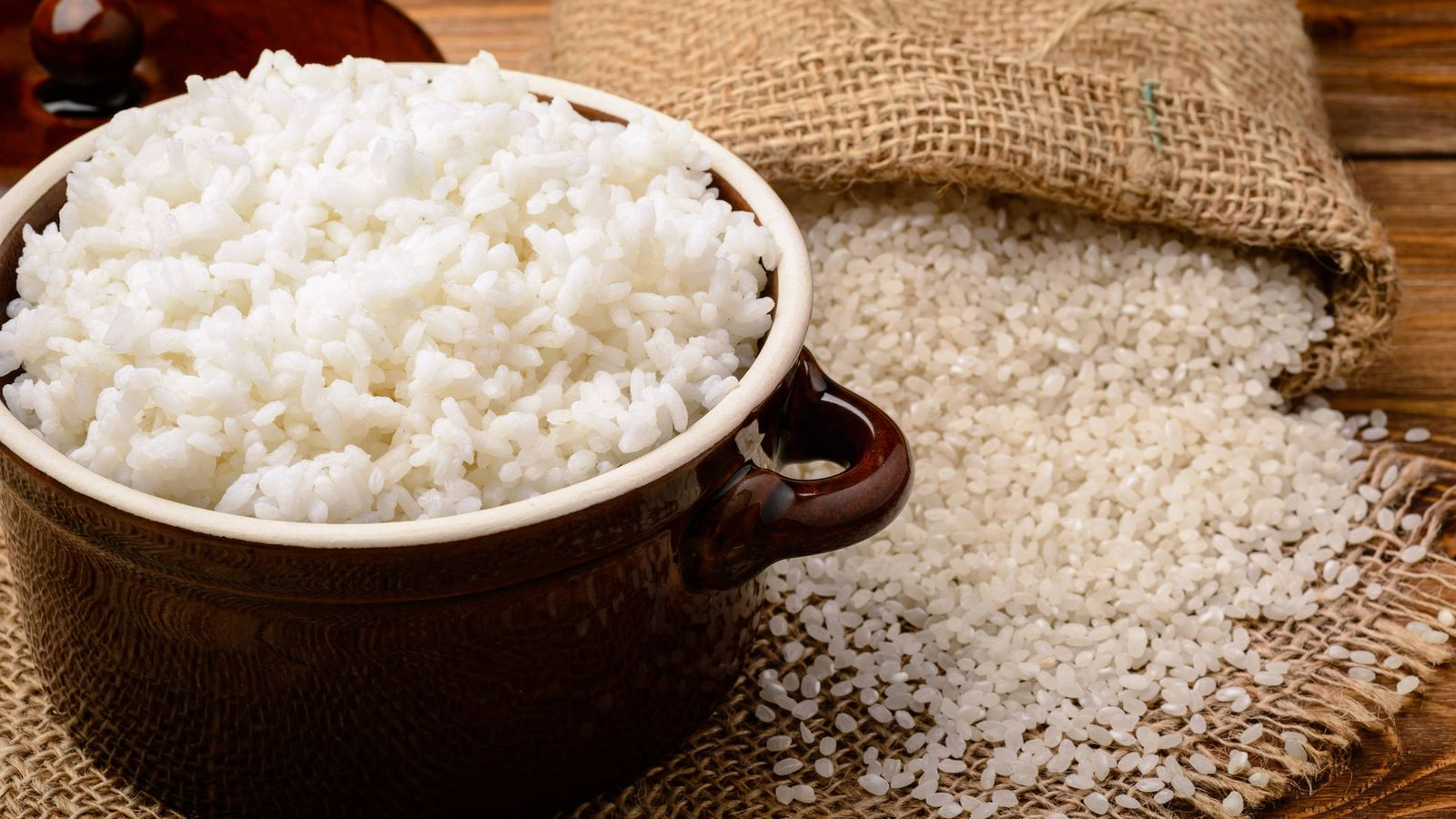Transferencia de compuestos vegetales del arroz sancochado