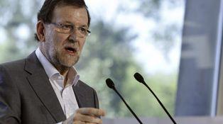 El llanto de Rajoy